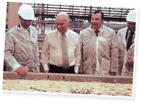 Timeline | Our History | McCain Foods