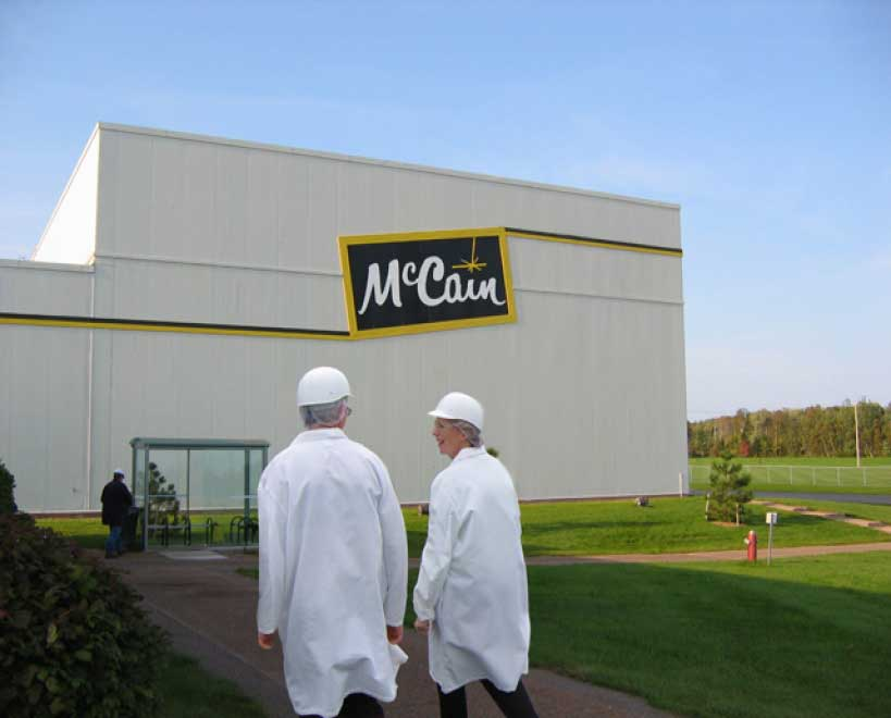 Our Business & Brands | McCain Foods