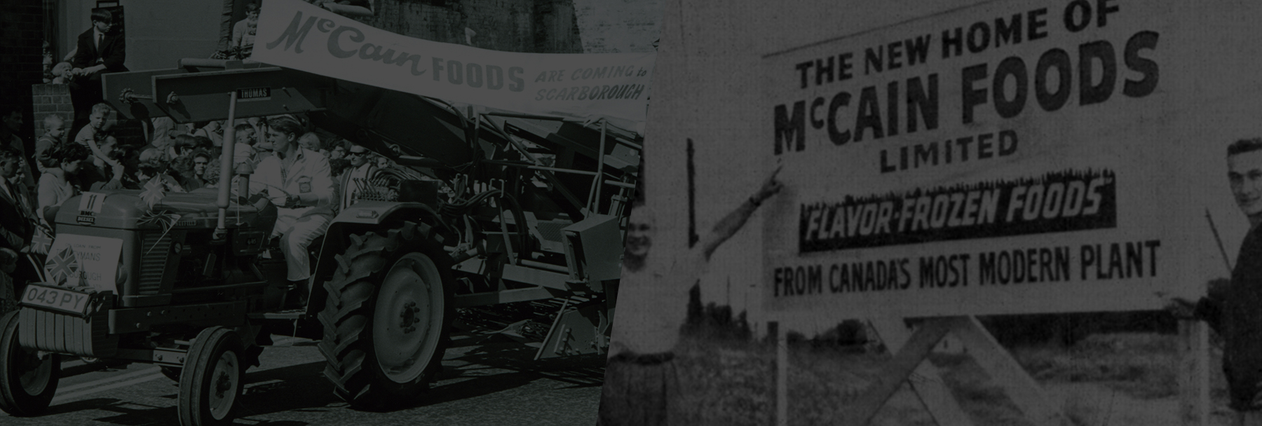 Our History | McCain Foods