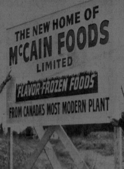 About Us | McCain Food