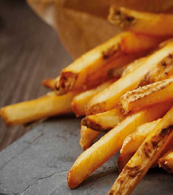 Mccain foods skin on french fries